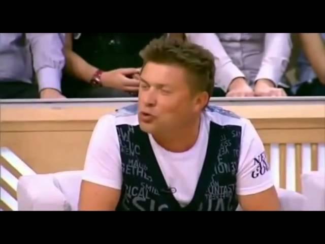 Красава Сергей Белоголовцев о нашей медицине в телепрограмме 'Пусть говорят' 480