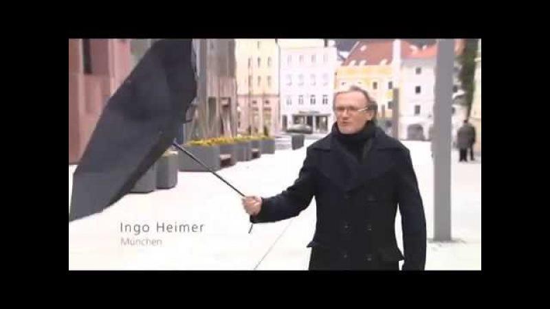 Система антиветер зонтов Doppler