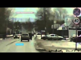 В Нефтекамске прямо на пешеходном переходе автомобиль сбил девушку