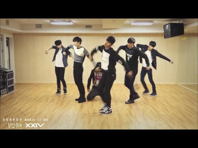 VIXX - 저주인형 (VOODOO DOLL) Dance Practice Ver. (Mirrored)