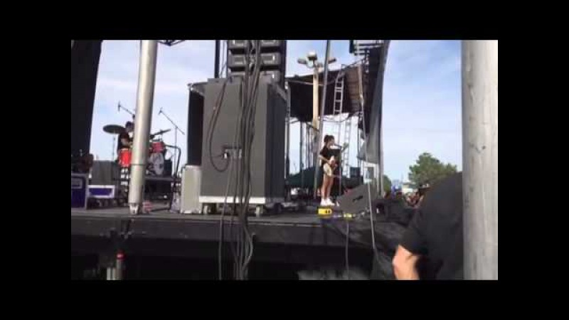Meg Myers - Desire (live at PointFest, 23.05.2015)