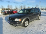 2007 Ford Freestyle SEL FWD Start up, Walkaround and Vehicle Tour