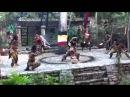 Ритуальный танец индейцев Майя