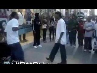 Чечетка под Rap
