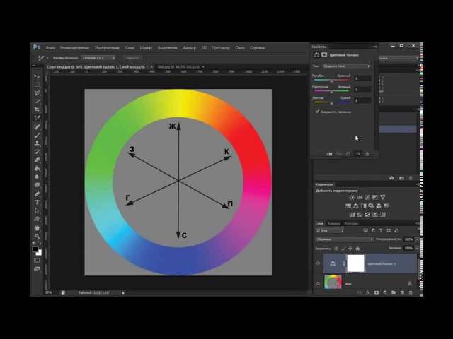 Как сделать спектральный круг видео - Shooterstore.ru