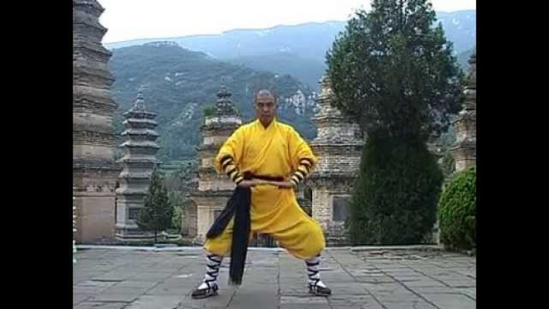 少林立勢八段錦 Shaolin Standing Eight Section Silk Brocade