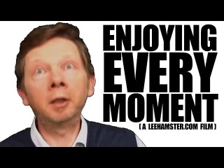 Eckhart Tolle - Enjoying Every Moment FULL Movie