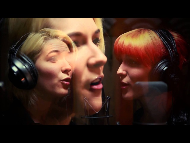 Please Please Me - MonaLisa Twins (The Beatles Cover)