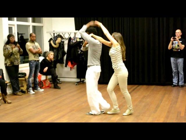Salsa lessen Cubaanse Salsa( Casino Dance bij Sabor de Cuba)