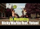 Ricky Martin - La Mordidita Official Choreography ft. Yotuel - ZUMBA