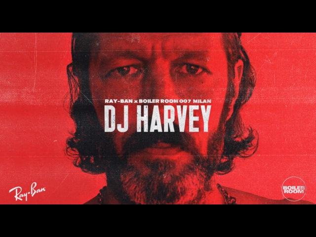 DJ Harvey Ray-Ban X Boiler Room 007 Milan DJ Set