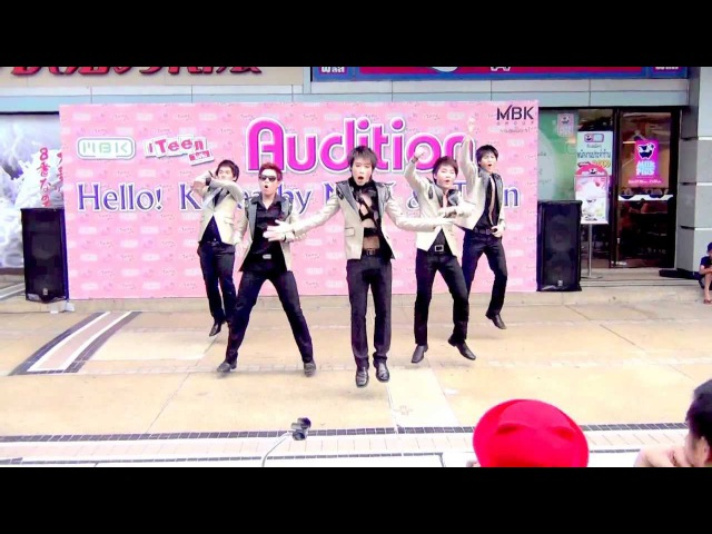 130630 Emerald cover MBLAQ - Oh Yeah @Hello! Korea by MBK iTeen (Audition)