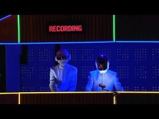 Daft Punk, Pharrell Stevie Wonder - Get Lucky (Live Grammy Rehearsal 1080p)