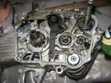 Полная сборка двигателя китайского мопеда ( альфадельта)