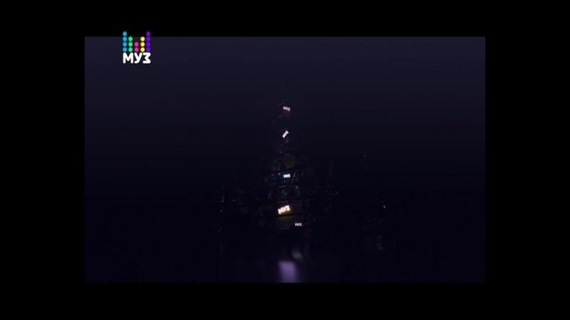Золотая лихорадка (МУЗ ТВ, 24.12.2015) Depeche Mode, Ногу Свело!, Мумий Тролль, George Harisson, Snap!, Андрей Губин