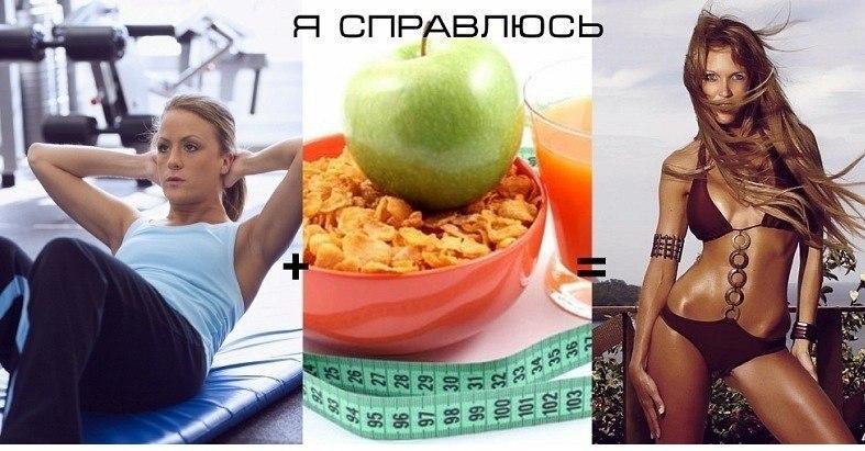 Создать диету бесплатно онлайн