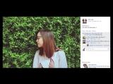 Как делаются некоторые фото в instagram