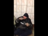 АнтЯк интервью с бомжом неслышащим в метро в Москве