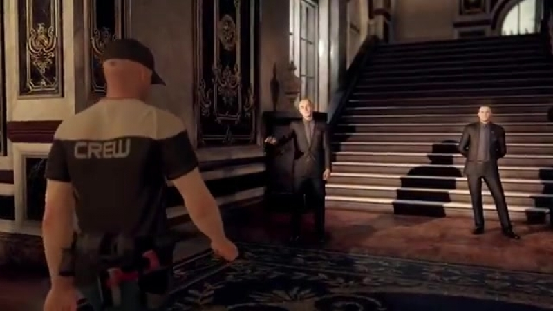 HITMAN 6- Gameplay Trailer on PS4, Xbox One PC (E3 2015)