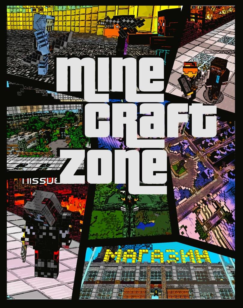���������� ������� MinecraftZone! �����!