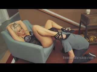 Femaleworship Holly Heart - May I Please Have Your Ass (Porno House)