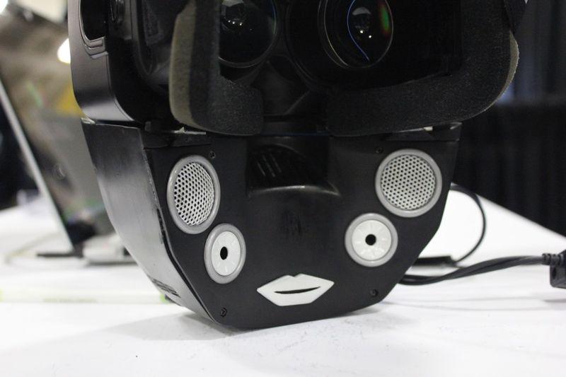 Попытка добавить в виртуальную реальность натуральные запахи