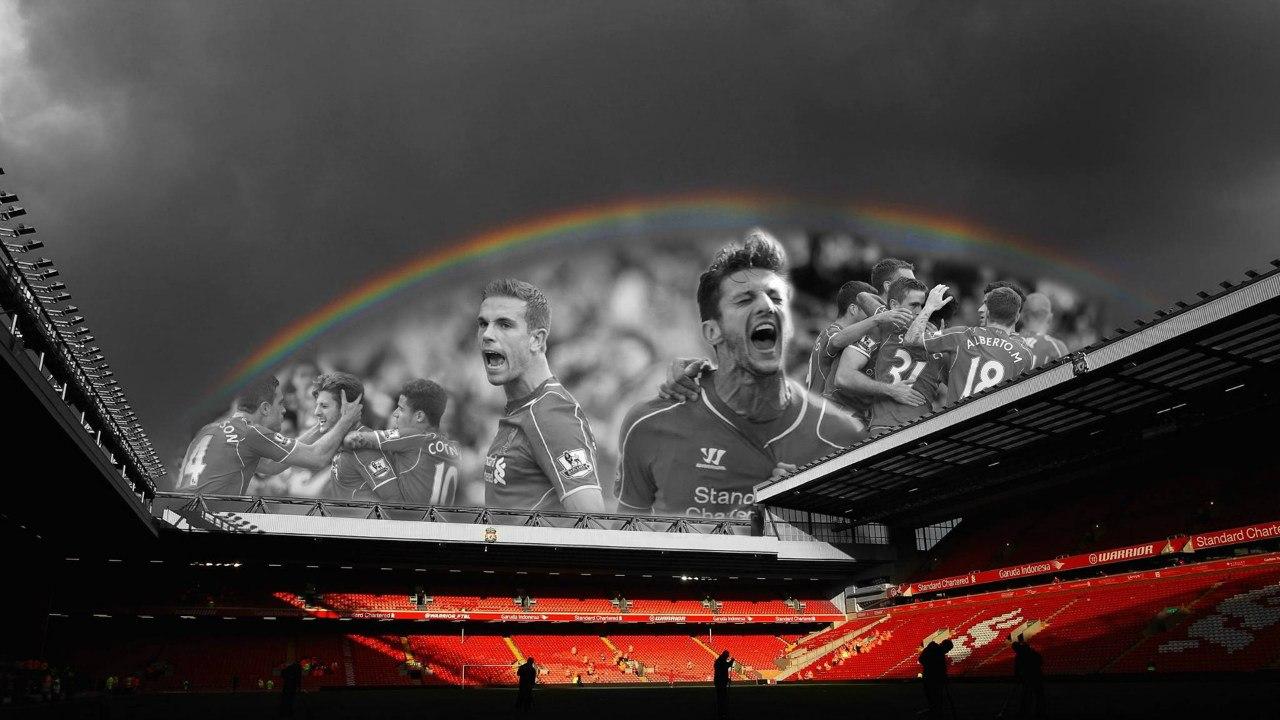 Ливерпуль, премьер-лига Англия