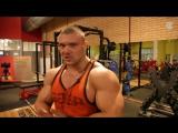 Тренировка спины. Советы по набору массы. А. Щукин.