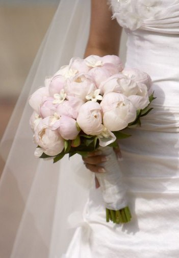 Свадебный букет для греческого