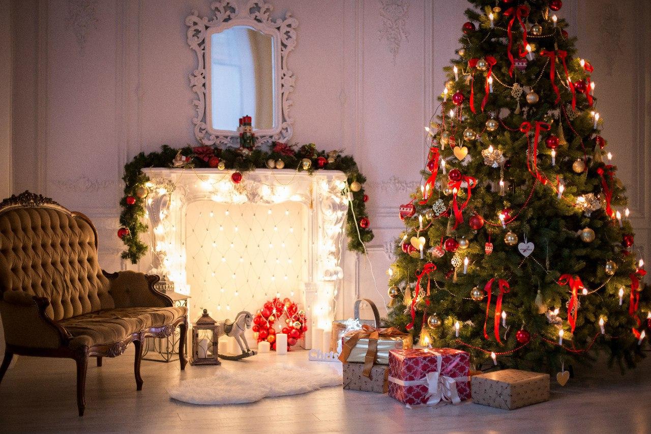 Как устроить новогоднюю фотосессию в домашних условиях
