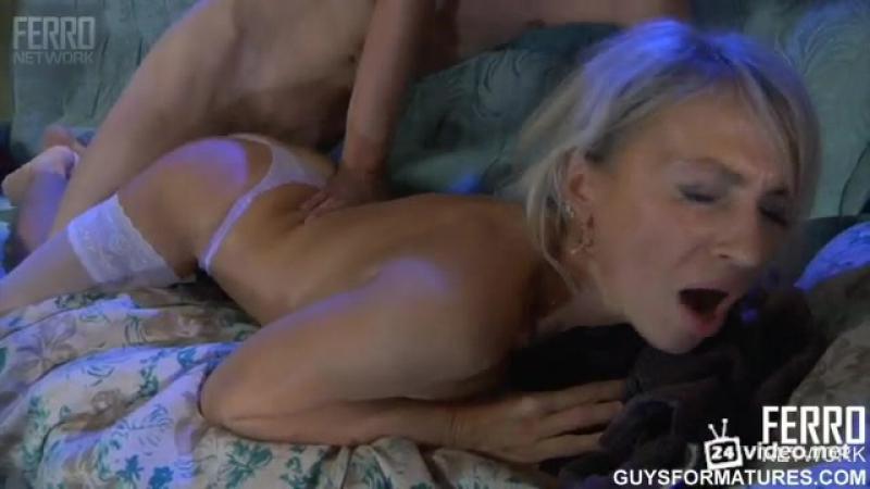 Тётя таня на природе порно