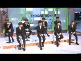 [РУС.САБ] 150406 EXO Naver Starcast Comeback Special