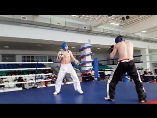 Тюхтин Максим vs Гаджиев Гасан | 75 кг 2 раунд/финал | 25.04.15