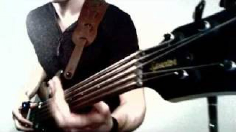 Dubstep Bass Guitar (Nathan Navarro - They Came From the Sky)