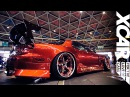Japanese Car Show Skylines, Silvias and more Tuned and Stanced, no Showgirls - XCAR