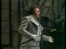 Opera Fausto de Gounod, Nicolai Gedda. Acto III, cavatina Salut, demeure chaste et pure. HD