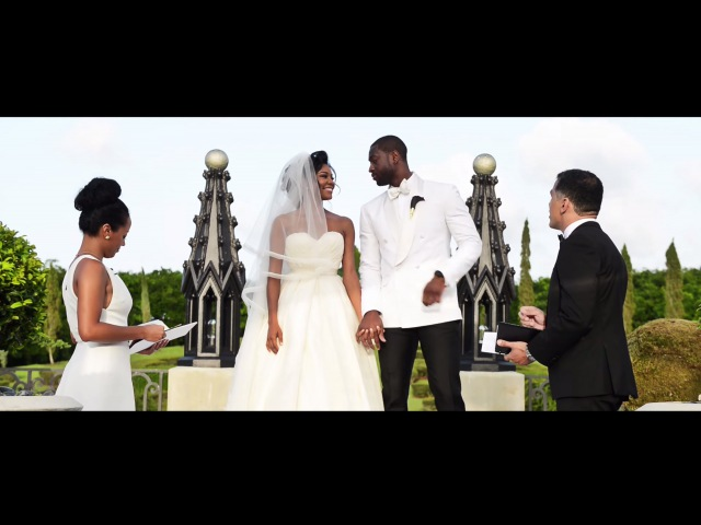 Gabrielle and Dwyane Wade Full Wedding Video