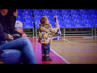 БК Парма - Сочиняй мечты (предматчевый клип)