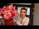 How To Make a Candy Bouquet Arrangement EASY DIY GIFT IDEAS