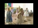 Танец Морская черепашкана выпускном в детском саду.
