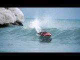 Traxxas Spartan  Great Lakes Arctic Adventure