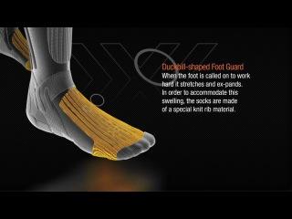 носки X-SOCKS - High Tech for your feet