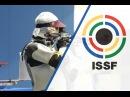 Finals 10m Air Rifle Women - 2015 ISSF Rifle and Pistol World Cup Final in Munich