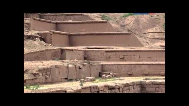 Секретный код египетских пирамид 2 я серия Высокие технологии