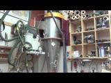 Циклон (часть 1): использование циклонов в системе пылеудаления столярной мастерской