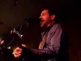 Tab Benoit at The Livery sings