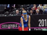 Petra Kvitova vs Anastasia Pavlyuchenkova Highlights Final Fed Cup 2015
