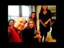 Zemexpert на встрече с актёрами сериала «Великолепный век» (Халит Эргенч, Окан Ялабык)