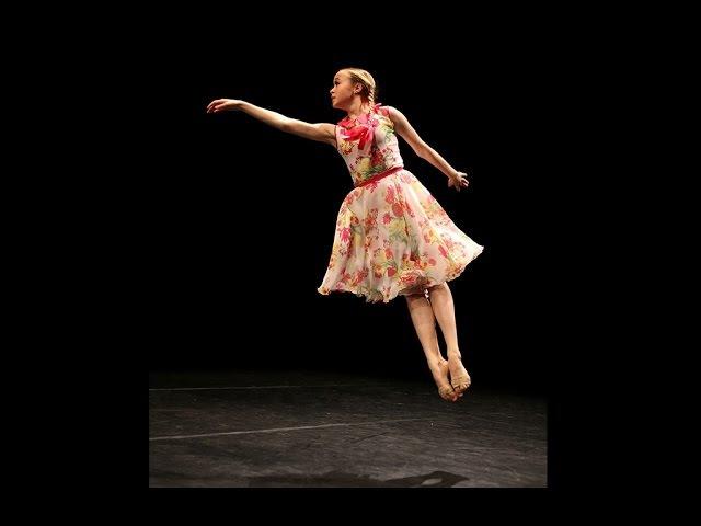 Бородина Александра - Я знаю куда мне идти - Totem dance solo fest - TDSF