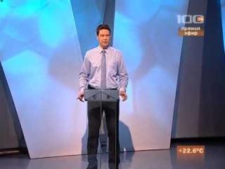 Андрей Князев в программе «Телевизионный клуб «Зенит»